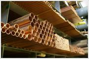 コイル管の豊富なサイズ・長さのラインアップによる短納期の実現